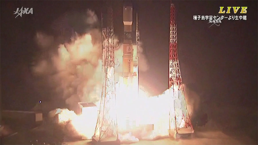 htv5 launch good