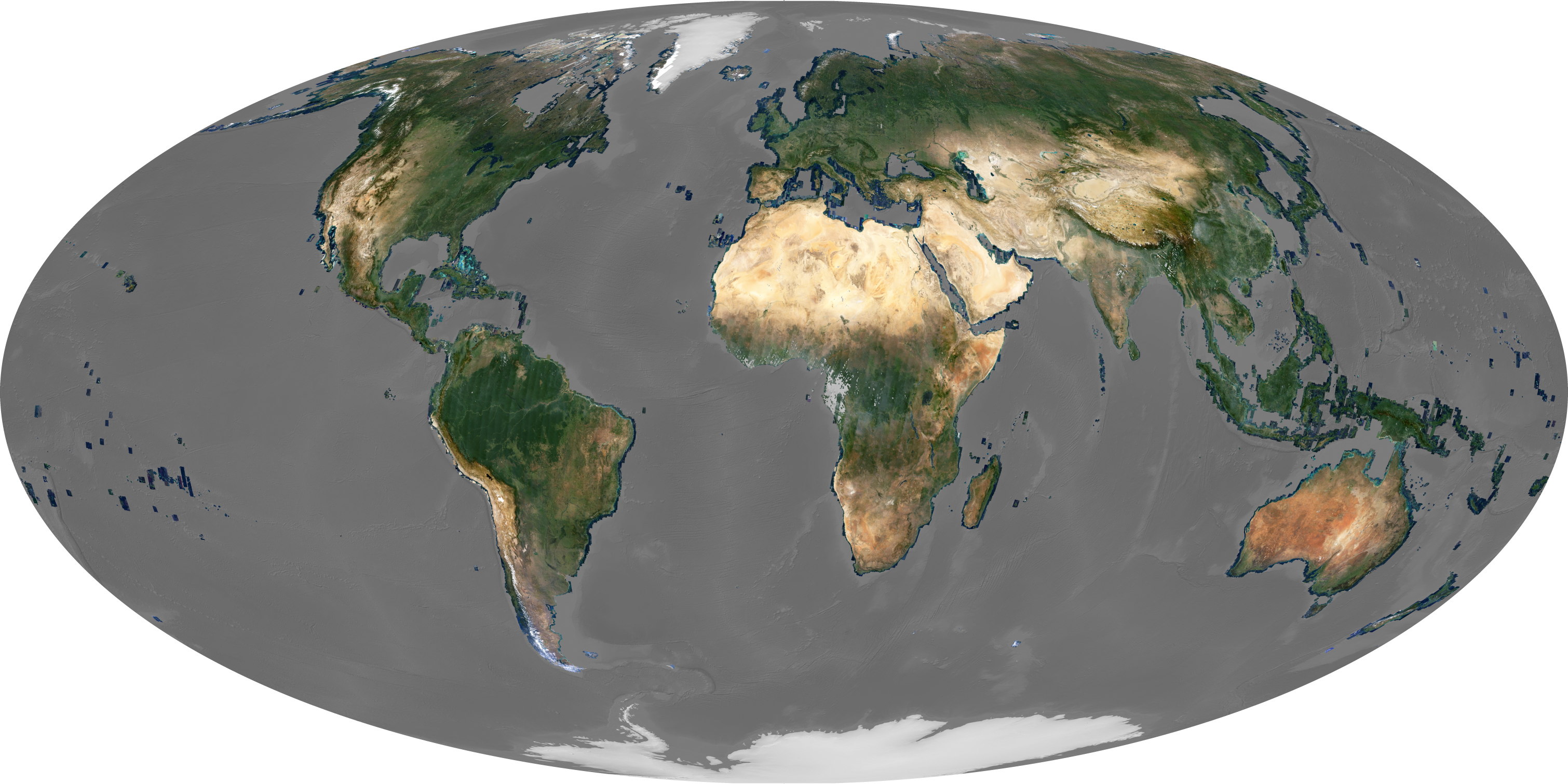 Planet Global Mosaic
