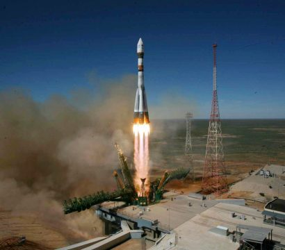 April 19, 2013: A Soyuz launch vehicle lofts Dove 2 into orbit