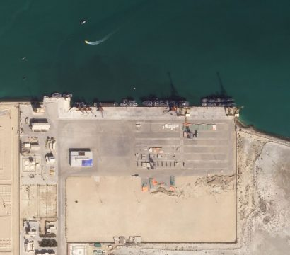 an image of naval vessels at the Gwadar Port, Pakistan