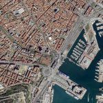 image of a port in Barcelona