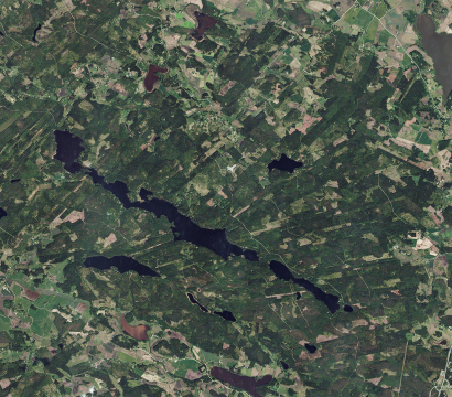 Finland forests, (c) 2017, Planet Labs Inc. All Rights Reserved.