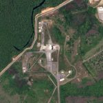 Planet imagery of the Vega launch pad in French Guiana © 2020, Planet Labs Inc. All Rights Reserved.