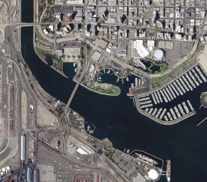 Port of Long Beach, California © 2020, Planet Labs Inc. All Rights Reserved.