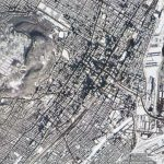 McGill University, located in Montreal, Quebec, Canada in February of 2020 © 2020, Planet Labs Inc. All Rights Reserved.