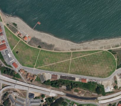 Crissy Field in San Francisco, California, July 5, 2020 © 2020, Planet Labs Inc. All Rights Reserved.