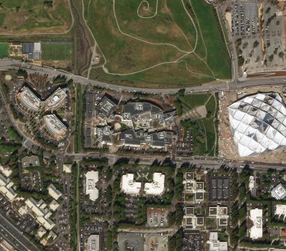 Google HQ, Mountain View, CA. February 24, 2020. © 2020, Planet Labs Inc. All Rights Reserved.