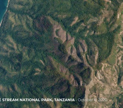 Gombe Stream National Park, Tanzania. © 2020, Planet Labs Inc. All Rights Reserved.